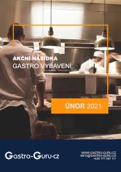 Akční leták: Gastro-Guru.cz - Únor 2021 (ke stažení)
