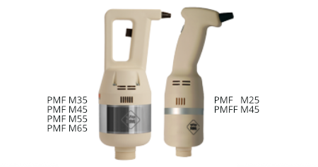 Nově v nabídce: Ponorné mixéry značky RM Gastro